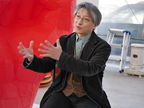 これからの活動を語る竹浪氏