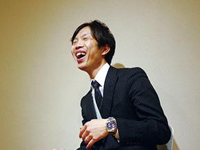 これからの活動を語る佐藤 広野さん