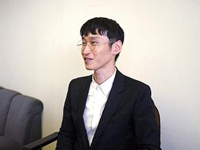 これからの活動を語る北澤 武志さん
