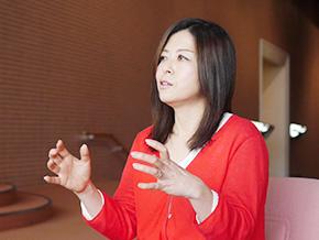 アート・音楽に興味をもったきっかけを語る斉藤 雅美さん