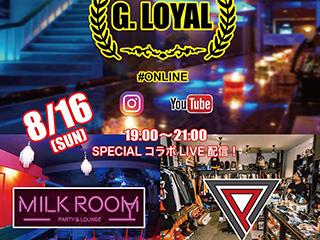(仮)MILK ROOM LIVE2020/MILK ROOM